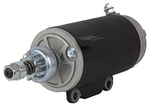 NEW OUTBOARD MARINE STARTER FITS EVINRUDE JOHNSON 80HP 90HP 100HP 115HP 125HP 135H...