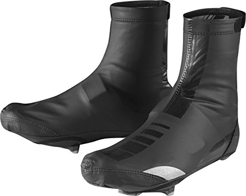 Sportive PU Thermal Overshoes negro