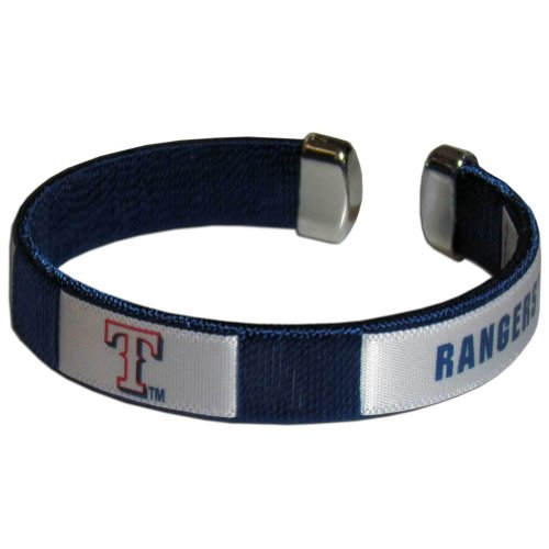 MLB Texas Rangers Fan Band Bracelet ()