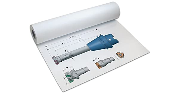 Papyrus Plotter de papel Digita lprint PPC, 75 g/m², 297 mm x 175 m: Amazon.es: Oficina y papelería