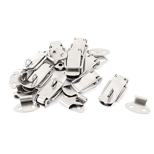 Chests Box Case Spring Locking Toggle Catch Latches 10pcs by uxcell