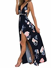 Be full of intellectual beauty,savour refinedly convey very easily actually  Lightweight and smooth feeling like walking on clouds almost like a fairy  Features Material:Polyester Style:Bohemian Silhouette:Fit and Flare Pattern Type:Print Sle...