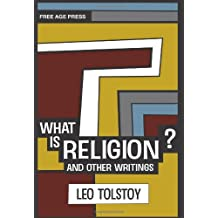 What Is Religion? and Other Writings.