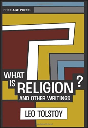 Book What Is Religion? and Other Writings.