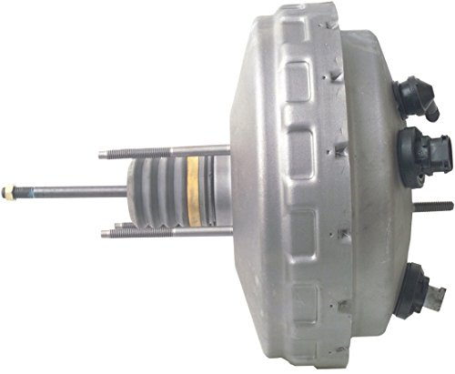 Booster Replacement Brake - Cardone 53-3001 Remanufactured Import Power Brake Booster