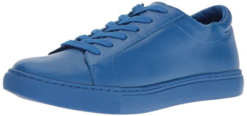 Kenneth Cole REACTION Women's Joey Lace-up Sneaker, Bright Blue, 9.5 M US