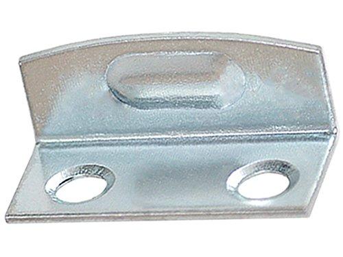 100 Schlie/ßblech Winkelblech Schlie/ßwinkel Winkelschlie/ßblech 23 x 10 x 10 mm