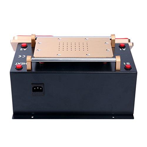 YaeTek 3 IN 1 MIDDLE BEZEL FRAME SEPARATOR MACHINE+ LCD SCREEN +BUILT IN VACUUM PUMP by YaeTek (Image #5)