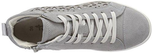 Top 25220 Grau Damen Silver 286 High Grey Tamaris tWwZTnxqPq