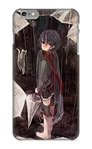 New Arrival Case Cover Phsilm-2592-ruepdxs With Design For Iphone 6 Plus- Anime Vocaloid Hatsune Miku Best Gift Choice For Lovers