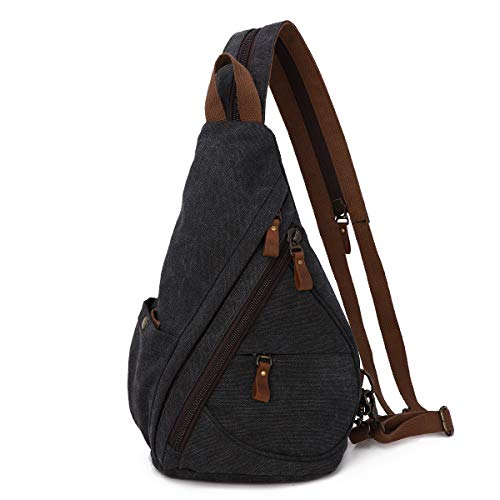 Canvas Sling Bag Small