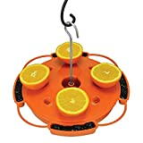 4. Songbird Essentials Ultimate Oriole Feeder, 32 oz.