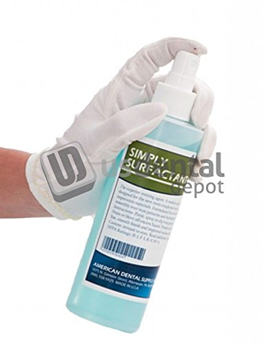 ADS- Simply Surfactant Liquid Wetting Agent 8 oz. - # D 936-5 [ debublizer Debubblizer Wetting Agent reductor de Tension Superficial burbujas ] 118377 DENMED Wholesale