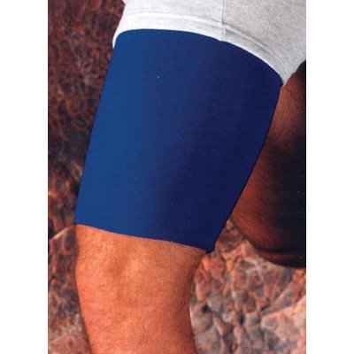 Neoprene Slip-On Thigh Support Size: X-Large by Scott Specialties