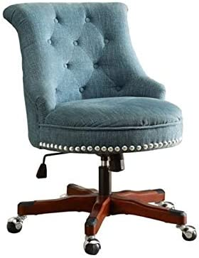 BOWERY HILL Armless Upholstered Office Chair