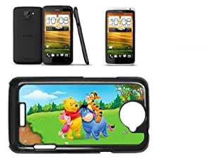 HTC ONE X Hard Case With Printed Design Winnie The Pooh