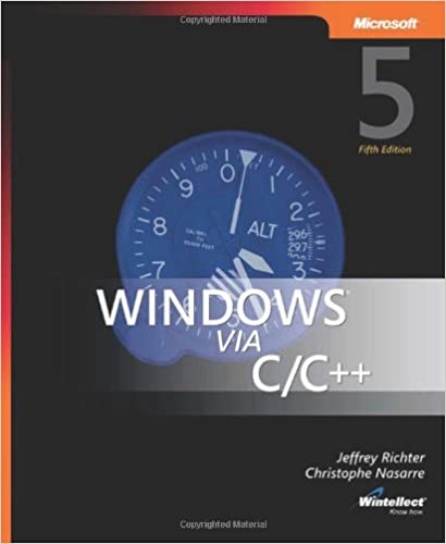 Windows via C/C++