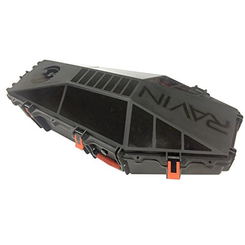 Ravin R182 Hard-Shell Crossbow Case For Use Exclusively With Ravin Crossbows R9/R10/R15/R20, Black