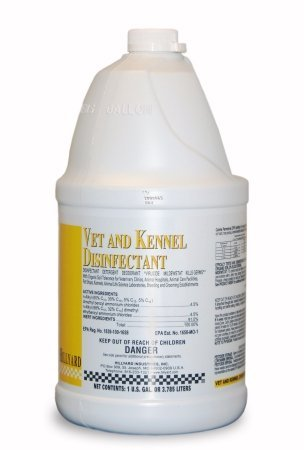 PHOENIX 005PHX1-256 ORM-D Vet and Kennel Disinfectant, One Gallon