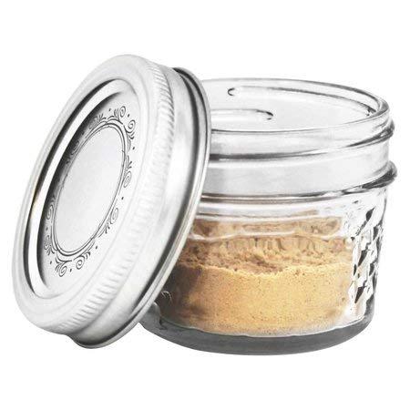 JARDEN HOME BRANDS 1440080400 Ball 12Pack 4OZ Jelly Jar