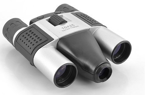 Digital Binoculars Camera | Binoculars with Camera DVR and Full Accessories Kit by 3GOS