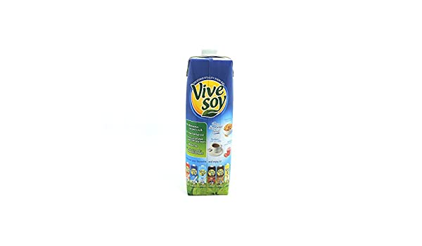 Vivesoy - Soy Drink - 1L: Amazon.com: Grocery & Gourmet Food