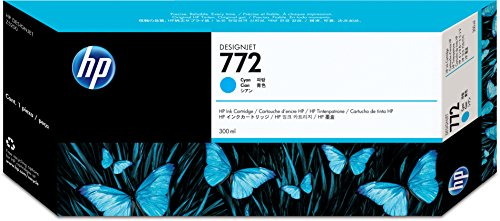 HP 772 (CN636A) Cyan Designjet Original Ink Cartridge by Unknown