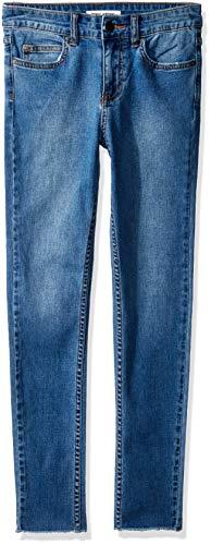 Billabong Girls' Girls' Straight Up Denim Jeans Beach Blue 7
