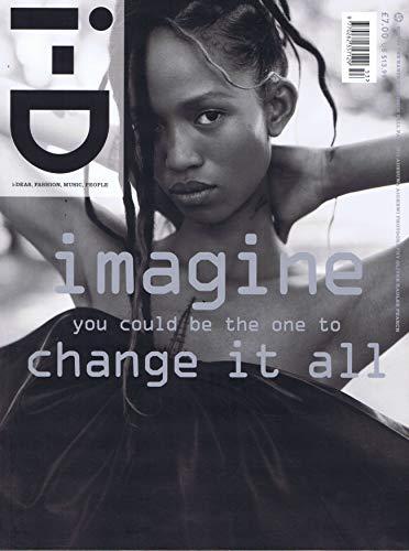i-D MAGAZINE 最新号 表紙画像