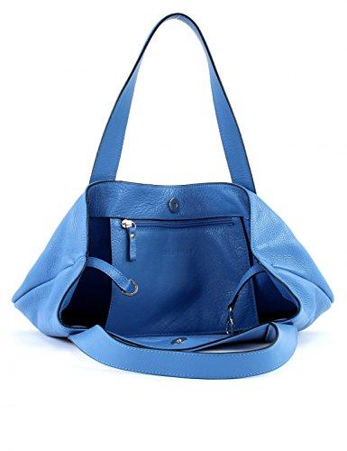 Coccinelle - Mila, Borse a spalla Donna Blue
