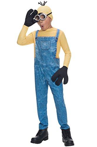 Small Child In Minion Costume (Rubie's Costume Minions Kevin Child Costume, Small)