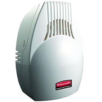 Rubbermaid Commercial – olor SeBreeze automático dispensador de ventilador portátil (fg9 C90000000)