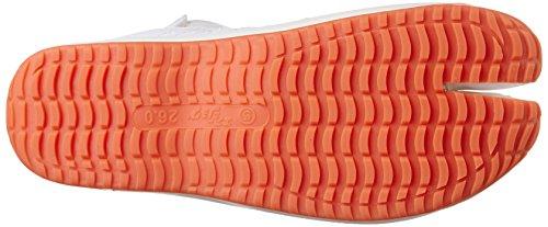 Schuhe Jikatabi Luftkissen Jog Clips aus Direkt 12 Japan Marugo Weiß Air mit dw1RB1