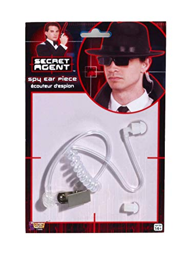 Forum Novelties Secret Agent Spy Ear Piece Prop -
