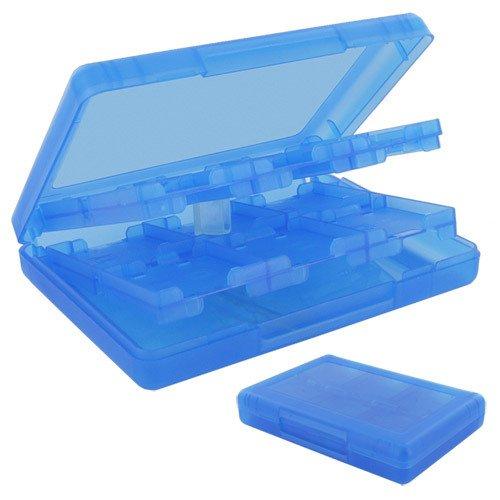 Turuste Multifuncatioal Game Card Case Holder 28 in1 Multi-capacity Storage Box For Nintendo DS DSi 3DS