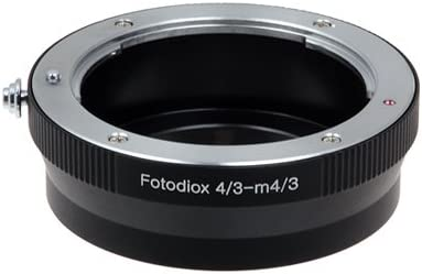 Fotodiox Lens Mount Adapter 4 3 Lens To Mft Micro 4 Camera Photo