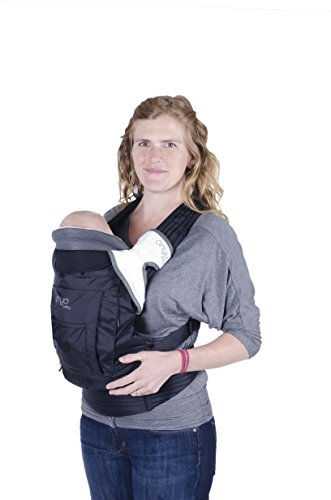 Onya Baby Carrier Booster - Chocolate Chip by ONYA (Image #4)
