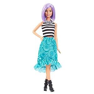 Barbie Fashionistas Doll 18 Va-Va-Violet - Original - 41394PFUepL - Barbie Fashionistas Doll 18 Va-Va-Violet – Original