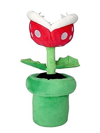 Plüsch – Nintendo – Super Mario – Piranha Pflanze 22,9 cm Weiche Puppe Neue  Spielzeug Geschenke 1594