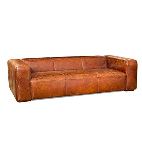 Moe's Bolton Sofa in Brown