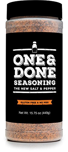 One & Done, All-Purpose Seasoning, 16 Ounces