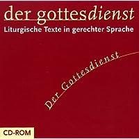 Der Gottesdienst, CD-ROMs, Tl.1 : Gottesdienst.1,1CD-ROM