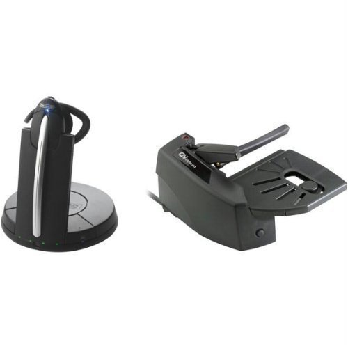 GN Netcom Jabra GN9330e with GN1000 Handset Lifter (9326-518-205), Office Central