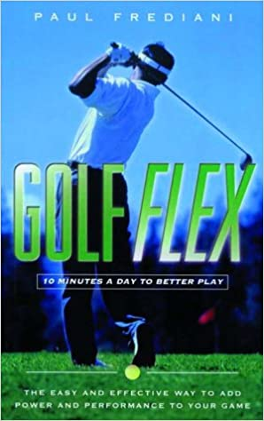roger fredericks secrets of golf instruction & flexibility book