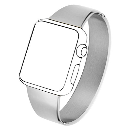 Apple Watch Bracelet Band, No1seller Premium Stainless Steel Bracelet Watch Band Strap for Apple Watch Series 1, Series 2