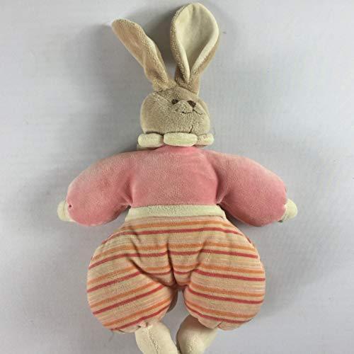 (Bukowski Plush Bunny Rabbit Musical Baby Nursery Crib Twinkle Little Star Pull)