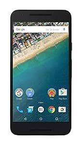 "LG Nexus 5X - Smartphone libre Android (pantalla 5.2"", cámara 12.3 MP, 2 GB de RAM, 16 GB), color negro"