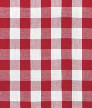 1 Red Gingham Fabric - by the Yard by Online Fabric Store   B00I80S0WO