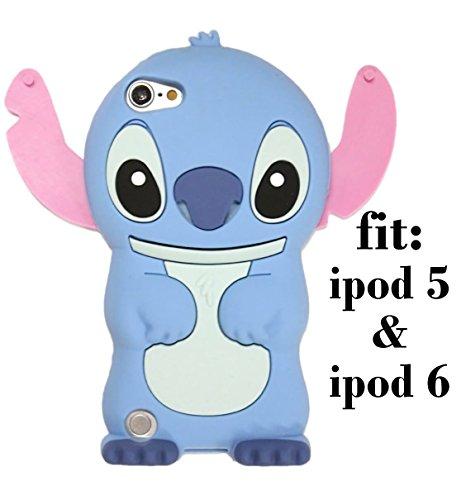 Ipod Touch 6 Case, Ipod Touch 5 Case, - 3d Case For Ipod 5