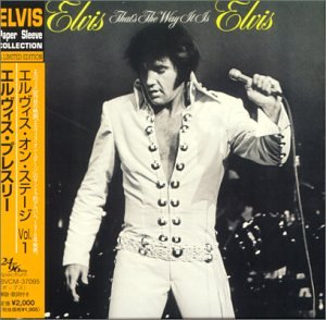 That's the Way It Is ( Elvis Paper Sleeve Collection Mini LP 24 bit 96 khz ()